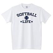 ソフトボールTシャツSOFTBALL文字ロゴ画像.jpg
